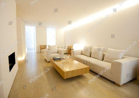 Stock Picture of Yuki Torimaru's home at Chester Square, Belgravia