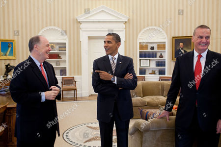 Editorial photo of President Barack Obama - 2010