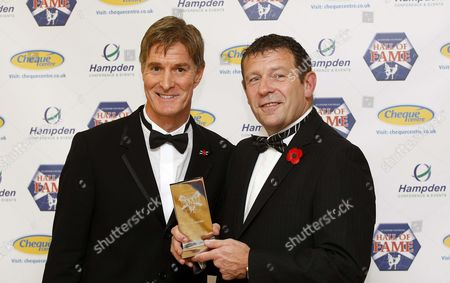 Stock Photo of Richard Gough and Andy Goram