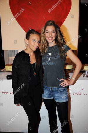 Chloe Green and Stasha Green