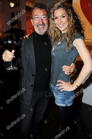Eddie Jordan and Stasha Green