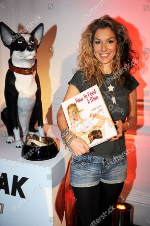 Editorial photo of Stasha Green's 'How To Feed A Man' Book Launch, London, Britain - 15 Nov 2010