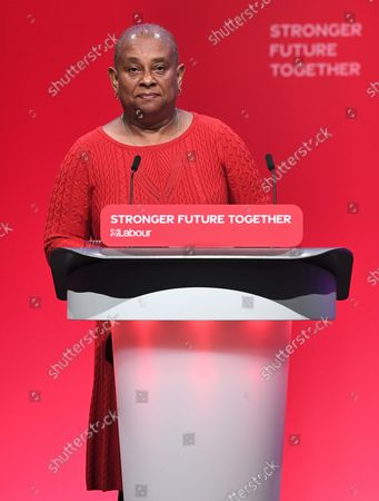 Editorial image of Labour Party Conference, Day 5, Brighton, UK - 29 Sep 2021