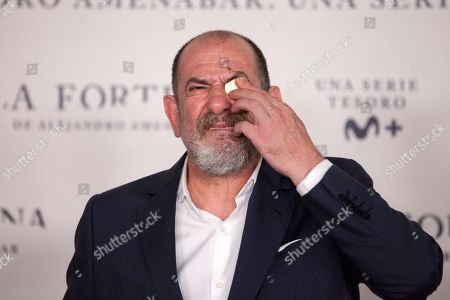 Editorial image of 'La Fortuna' TV show photocall, Madrid, Spain - 28 Sep 2021