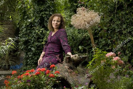 Editorial image of Baroness Meral Hussein-Ece at home, London, Britain - 17 Jul 2010