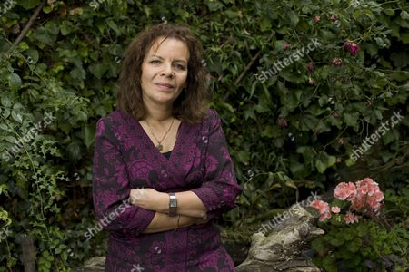 Editorial picture of Baroness Meral Hussein-Ece at home, London, Britain - 17 Jul 2010