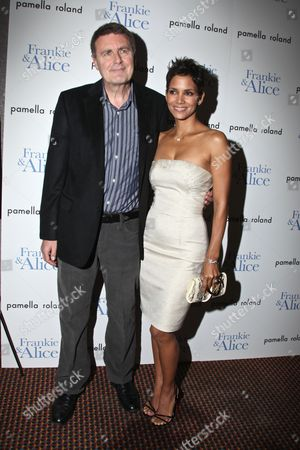 Geoffrey Sax (Director) and Halle Berry