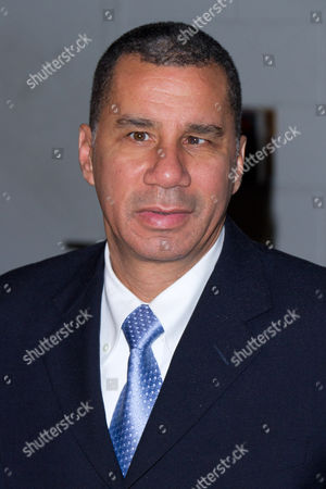 New York Governor David Paterson
