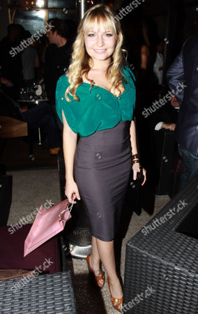 Editorial picture of Lindsey Haun leaves Cafe Roma, Los Angeles, America - 17 Nov 2010