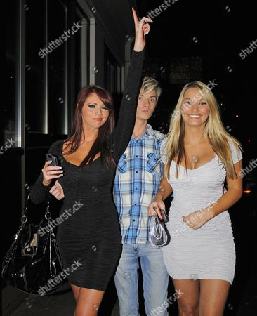 Amy Childs, Harry Darbidge and Sam Faiers