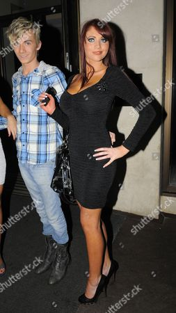 Harry Darbidge and Amy Childs