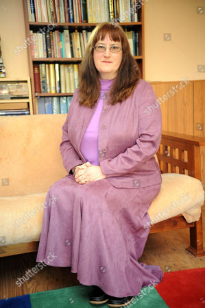 Editorial image of Doctor Sheila Mathews at home in Kettering, Northamptonshire, Britain - 15 Nov 2010