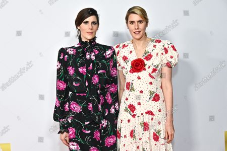 Stock Image of Laura Mulleavy and Kate Mulleavy