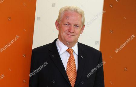 Stock Image of Rick Haythornwaite