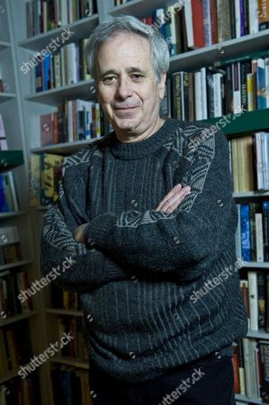 Editorial picture of Ilan Pappe, Israeli anti-Zionist historian at the London Review of Books bookshop, London, Britain - 18 Nov 2010