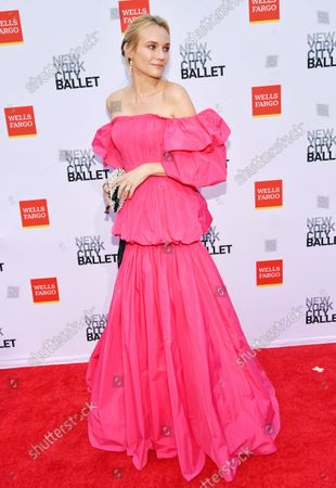 Editorial picture of NYC Ballet's Fall Fashion Gala, Arrivals, New York, USA - 30 Sep 2021