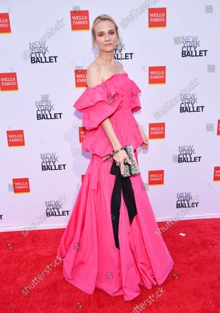 Editorial image of NYC Ballet's Fall Fashion Gala, Arrivals, New York, USA - 30 Sep 2021