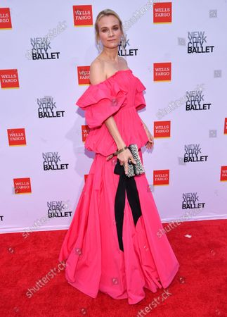 Editorial photo of NYC Ballet's Fall Fashion Gala, Arrivals, New York, USA - 30 Sep 2021