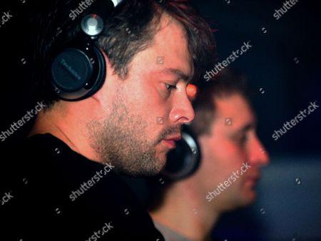 Plump DJs - Lee Rous and Andy Gardner, Liquidrooms, Edinburgh