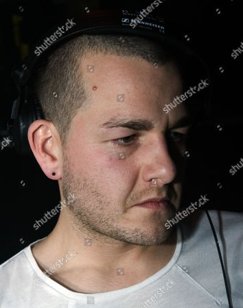Stock Image of Fergie real name Robert Ferguson, is a DJ and electronic music artist
