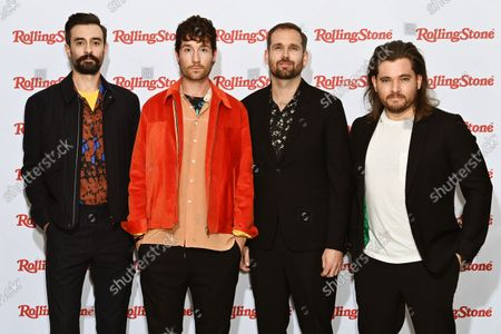 Editorial photo of Rolling Stone UK launch party, London, UK - 29 Sep 2021
