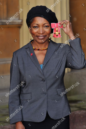 Bonnie Greer. The Most Excellent Order of the British Empire.