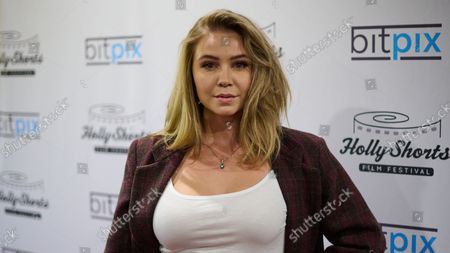Editorial photo of 17th Annual HollyShorts Awards Gala, Arrivals, Los Angeles, California, USA - 01 Oct 2021