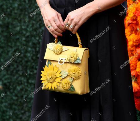 Stock Photo of Sophia Bush, fashion detail