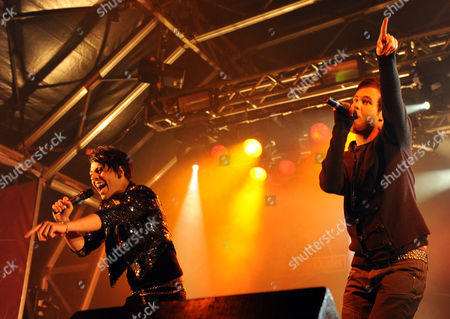 Stock Photo of Diva Fever - Josef Al Smad and Craig Saggers