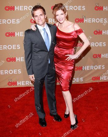 Melinda McGraw & husband Steve Pierson