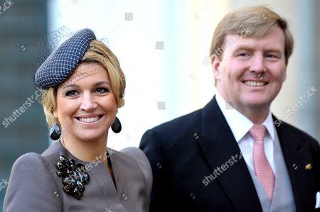 Crown Princess Maxima, Crown Prince Willem-Alexander