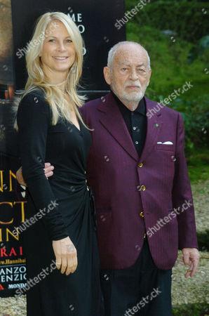 'Hannibal Lecter' photocall - Marta De laurentiis and husband Dino De Laurentiis
