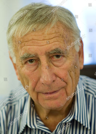 Editorial photo of Lord Kalms at his office in central London, Britain  - 08 Nov 2010