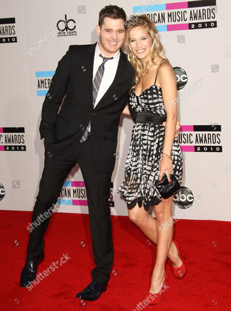 Editorial photo of 2010 American Music Awards, Los Angeles, America - 21 Nov 2010