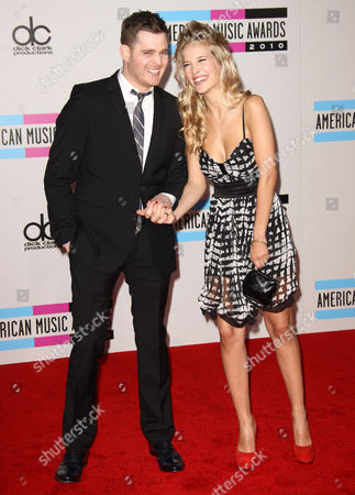 Editorial picture of 2010 American Music Awards, Los Angeles, America - 21 Nov 2010