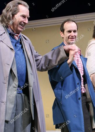 Richard Easton and Denis O'Hare