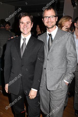 Brent Ridge and partner Josh Kilmer-Purcell