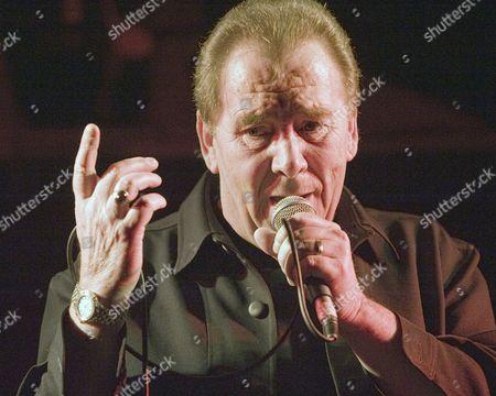 The Troggs - Reg Presley