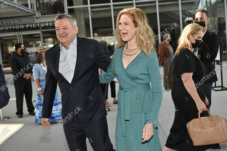 Ted Sarandos, Co-CEO and Chief Content Officer, Netflix and Dawn Hudson, CEO, Academy of Motion Picture Arts and Sciences