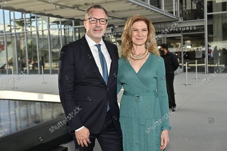 Bill Kramer, Director and President, Academy Museum and Dawn Hudson, CEO, Academy of Motion Picture Arts and Sciences