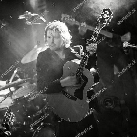 Tom McRae in concert at the liquidrooms, Edinburgh