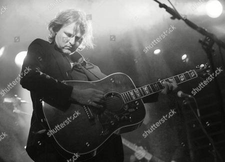 Tom McRae performing in liquidrooms, Edinburgh