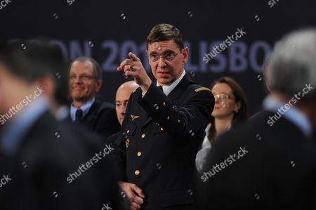 General Stephane Abrial