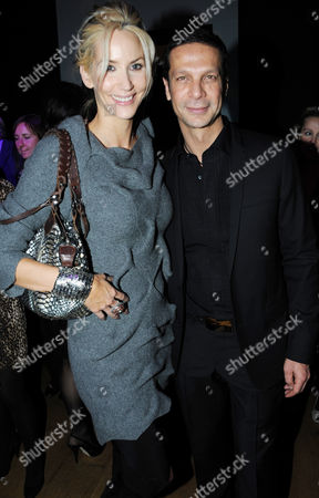 Lisa Butcher and Robert Tateossian