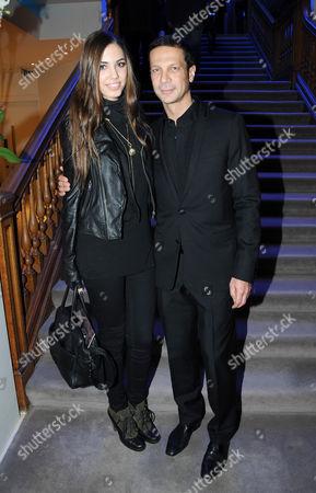 Amber Le Bon and Robert Tateossian