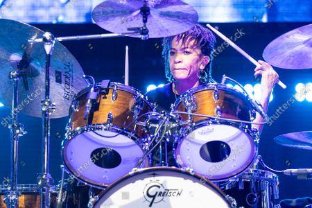Editorial image of Santana in Concert, Nashville, FirstBank Amphitheater, Franklin, USA - 29 Sep 2021