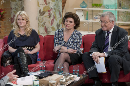Editorial image of 'This Morning' TV Programme, London, Britain.  - 16 Nov 2010