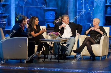 Editorial picture of 'The Alan Titchmarsh Show' TV Programme, London, Britain. - 22 Nov 2010