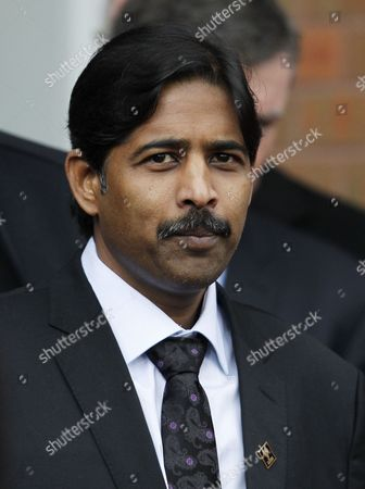 The new Blackburn Rovers owner and director of Venky's Venkatesh Rao
