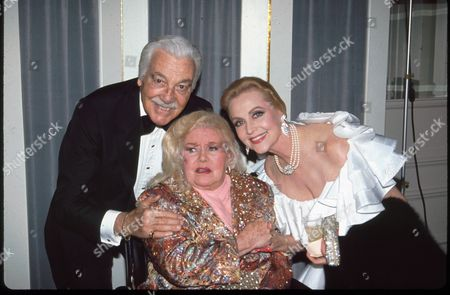 Cesar Romero, Ginger Rogers and Anne Jeffreys